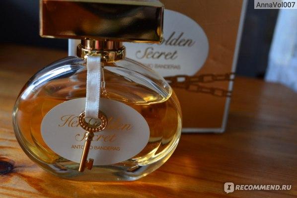 Antonio Banderas Her Golden Secret фото
