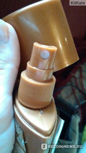 Масло 2 в 1 Эколла для активного загара SPF-10 фото