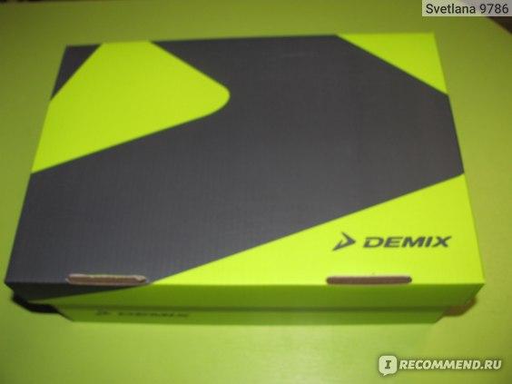Кроссовки Demix  Magus фото