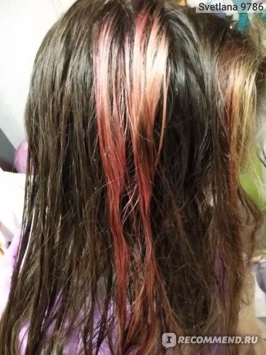 Оттеночный бальзам для волос Тоника #COLOREVOLUTION