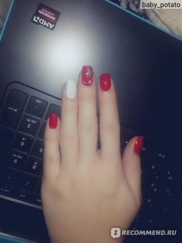 Средство для укрепления ногтей Eveline 8 в 1 здоровые ногти формула восстановления фото