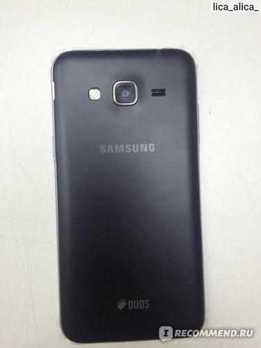 Смартфон Samsung Galaxy J3 SM-J320F 2016 фото