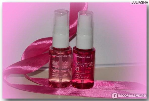 Mini Fragrance Mists