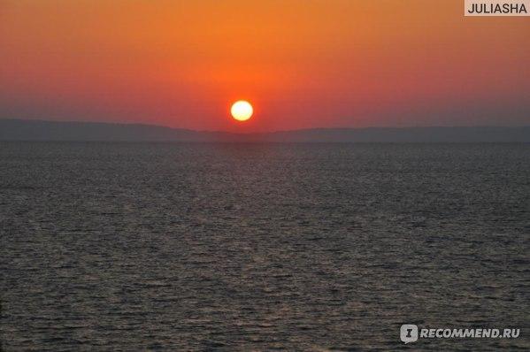 Восход солнца со стороны Ситонии