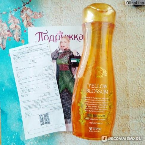 Шампунь от выпадения волос Daeng Gi Meo Ri Yellow Blossom