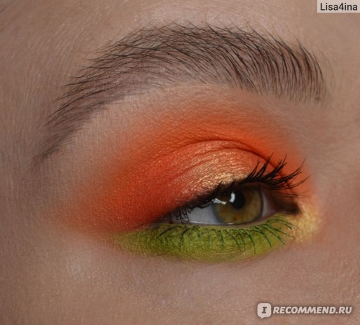 Тени для век Aliexpress Beauty Glazed Makeup 9 Color Eyeshadow Pallete Makeup brushes Make up Palette Pigmented Eye Shadow Palette maquillage фото