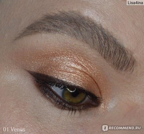 Тени для век Essence Sprinkled Chrome Eyeshadow фото