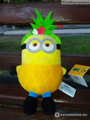Том-ананас.