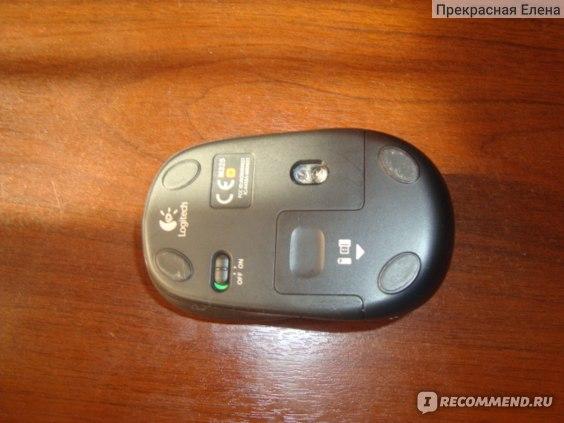 Компьютерная мышь Logitech M325 фото