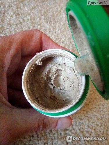 Ветеринарная мазь ЯМ БК. Консистенция и цвет продукта. Хорошо, что фото не передаёт запах...