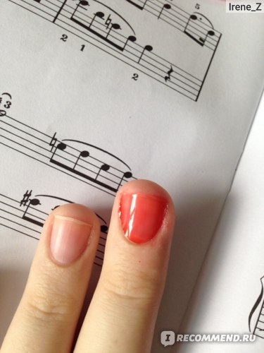 Тинт для ногтей TONY MOLY Delight Tony Tint Nail 8ml фото