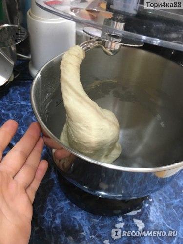 Тесто готово!