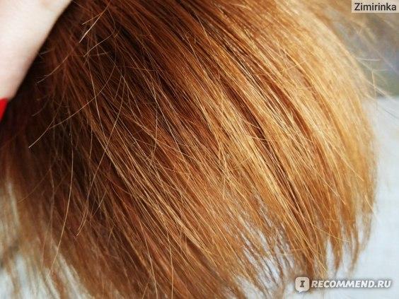 Маска для волос ФармаКератин. Результат
