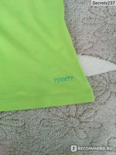 Футболка Termit SSWT06 фото