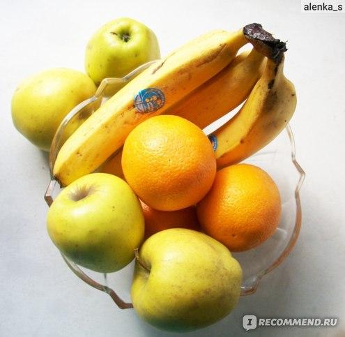 Кто сидел на банановой диете