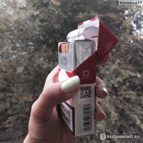 Сигареты Marlboro Imported фото