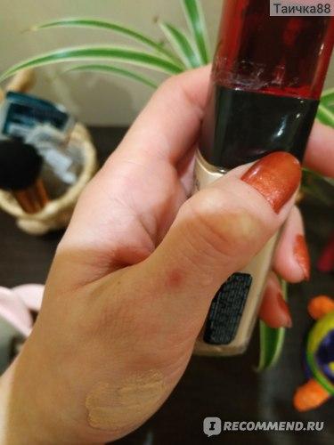 Маскирует шрам на большем пальце, фото до