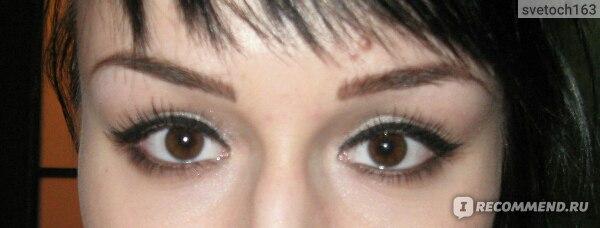 Ресницы накладные Buyincoins Black 10 Pair Natural Long False Eyelashes Eye Lash Makeup #216 фото