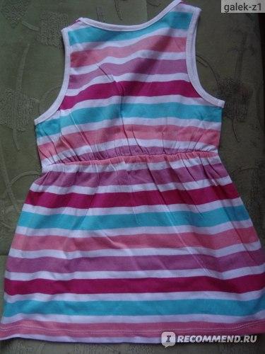 Платье детское IN EXTENSO 20496 фото