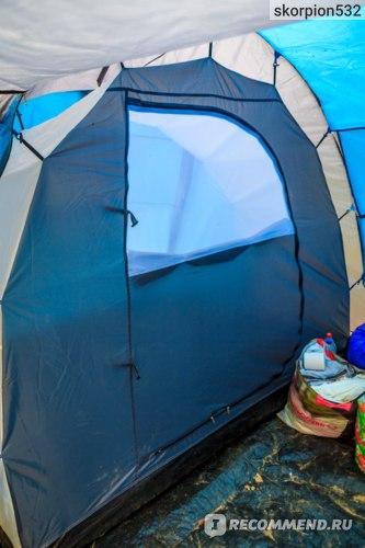 Палатка ONLITOP туристическая CANYON 6-ти местная фото
