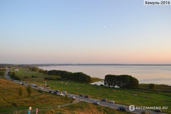 Вид с Александровой горы