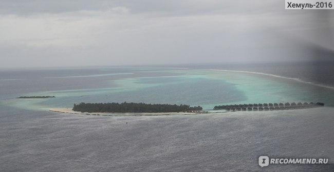 Vilu Reef Beach & Spa Resort 4*, Мальдивы, Dhaalu Atoll фото