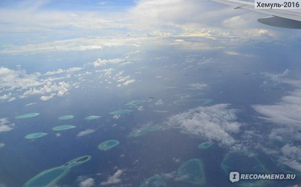 Мальдивы. Водный мир