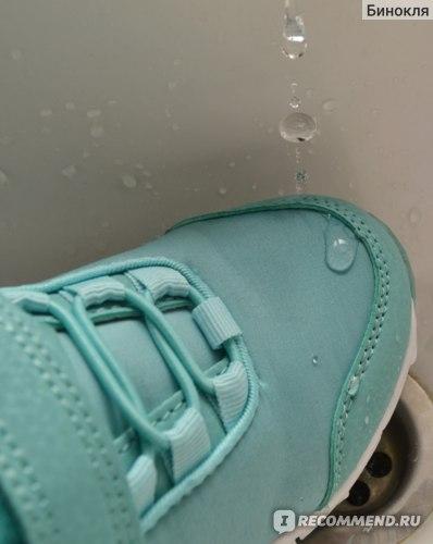водонепроницаемые детские кроссовки