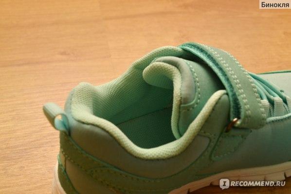 качественные детские кроссовки