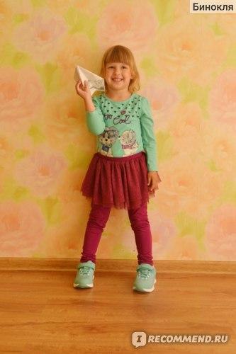 Кроссовки Kuling для девочки