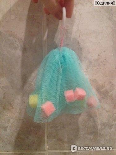 Сеточка для взбивания пены Missha Bubble maker фото