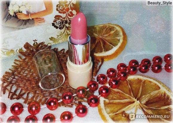 Матовая помада для губ Flovera  фото