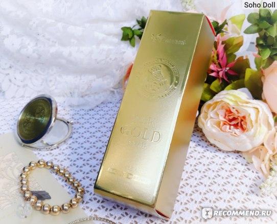 Пенка для умывания Elizavecca 24K Gold Snail Cleansing Foam