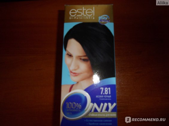 Краска для волос Estel Only Classic Color фото