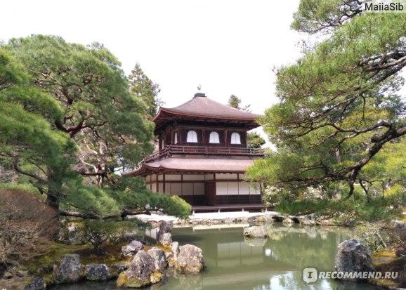 Серебряный павильон Гинкакудзи