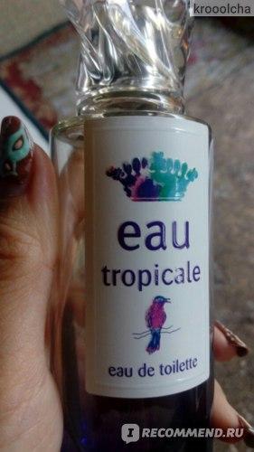 Sisley Eau tropicale фото