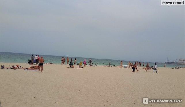 Пляжный отдых в Шардже, ОАЭ