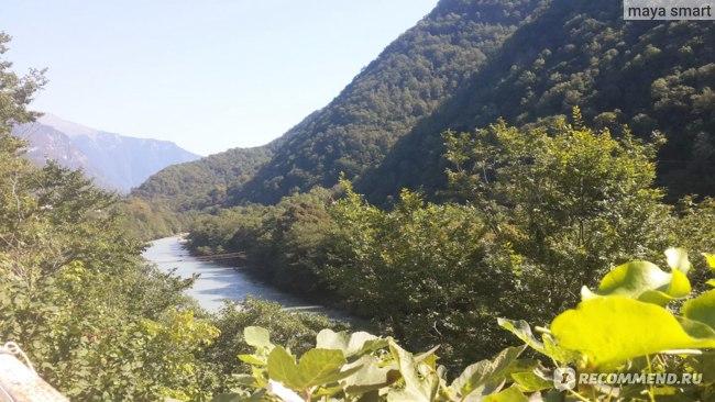 Абхазия фото