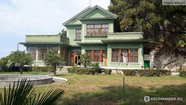 """Летний пансионат """"Солнечный"""", Абхазия, Гагры фото"""