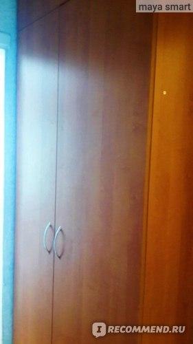 ...и шкаф