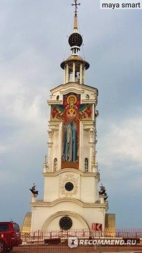 Храм-маяк Святого Николая Чудотворца, с.Малореченское