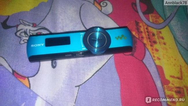 MP3-плеер Sony NWZ-B173F 4Gb фото