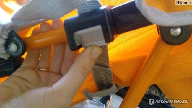 Коляска - трость Geoby D208DR-F-ROXT фото