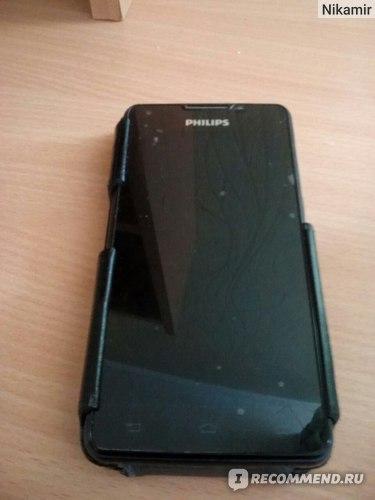 Мобильный телефон Philips Xenium W6610 фото