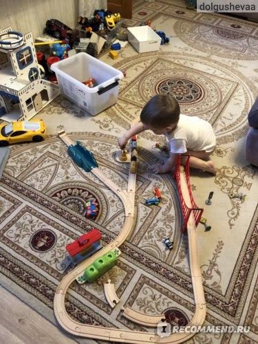 Xiaomi Mi Toy Train Set фото