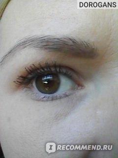 А вот другой глаз с двумя слоями - на мой взгляд свои функции выполняет!