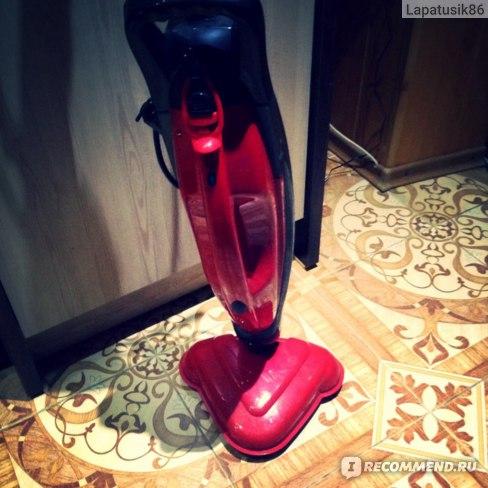 Паровая швабра H2O Steam Mop Ultra  фото