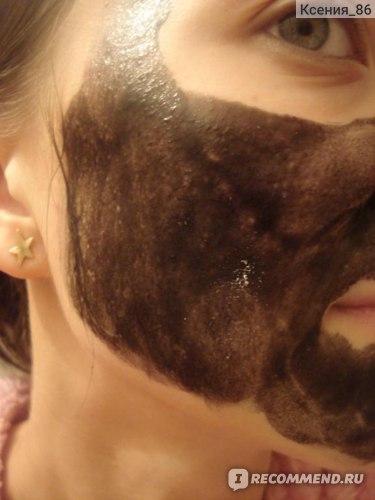 Маска-пленка для кожи лица Tinydeal Magic Charcoal Comedo Removal Nose Mask Black Head Blackhead Remover Cleaner HCI-139528  фото