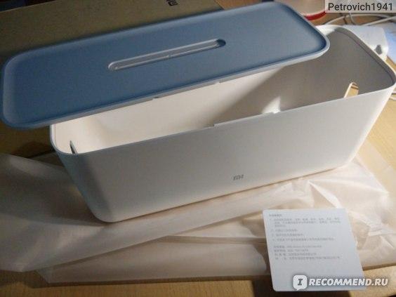 Только распакованная коробка