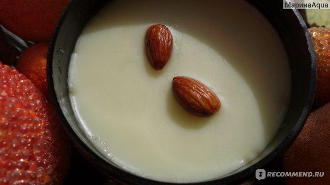 Консистенция крем-масла Zeitun Восточные сладости